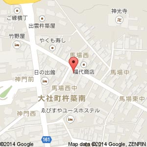 Cafe&Restaurant 2ndの地図