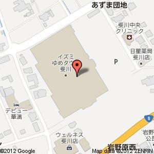 サーティーワンアイスクリーム ゆめタウン斐川店の地図