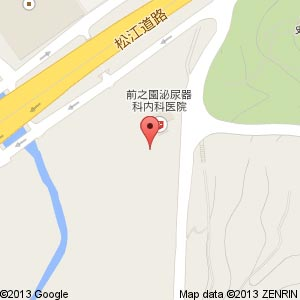 AR TASHIRO(アルたしろ)の地図