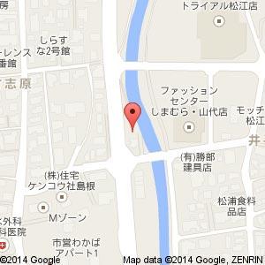 あさの接骨院の地図