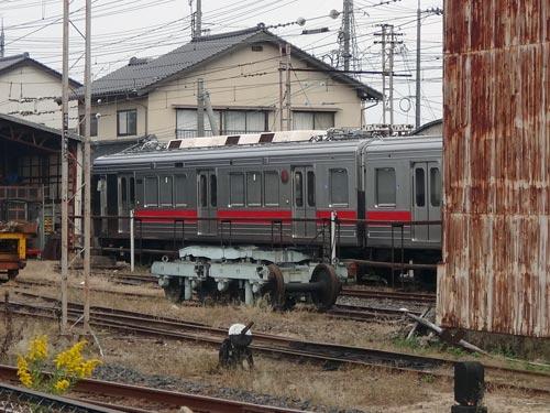 一畑電車1000系(元東急1000系)