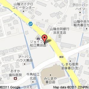 ベンリー 橋北店の地図