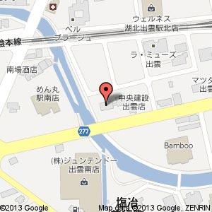 BOM BAR(ボンバー)の地図