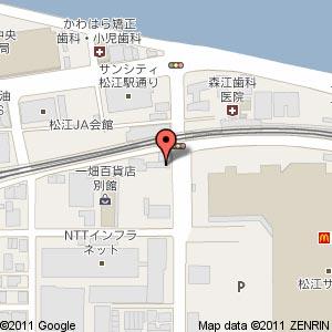 ぼんぢりの地図