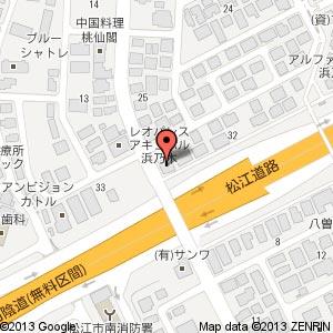 カフェ Salonの地図