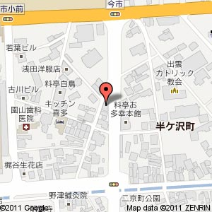 cafe Beetle(カフェ ビートル)の地図