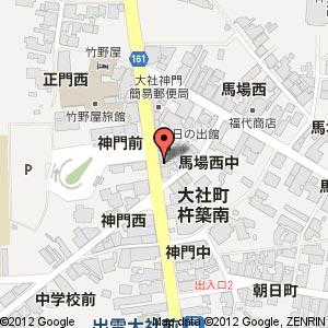 Cafe まるこの地図