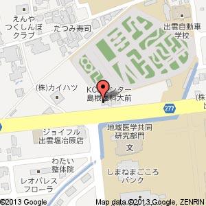 Cafe Pinoの地図