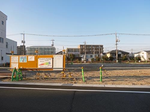 千鳥町ビル周辺市街地再開発事業