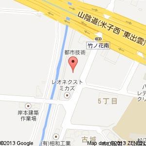 特選中古農機市場 東出雲IC店の地図