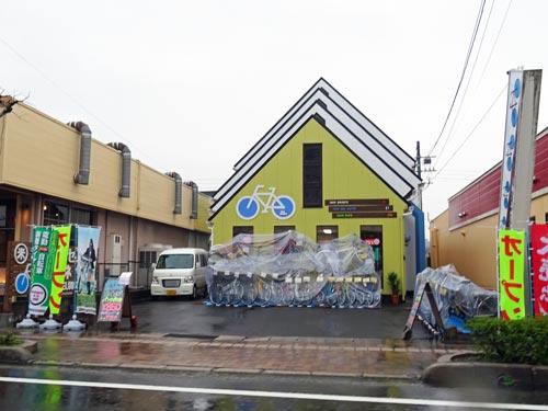 サイクルセンターヨネザワ 松江店