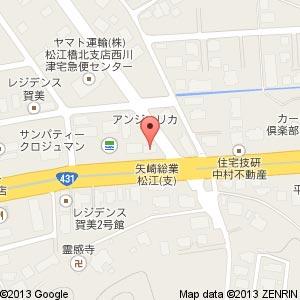Da Noi(ダ・ノイ)の地図