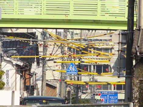 内中原 電線地中化工事