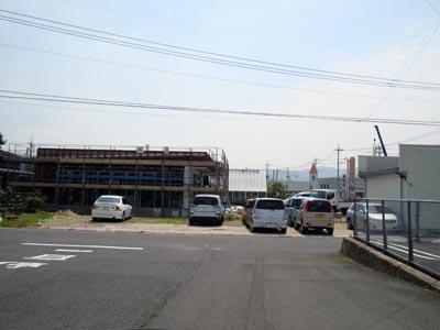 NTTドコモ三刀屋店 移転工事