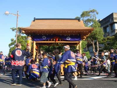 松江祭鼕行列2007
