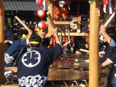 松江祭 鼕行列 2007