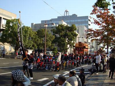 2008 松江祭どう行列