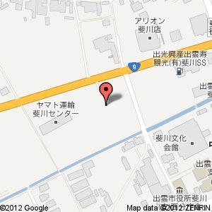 ドラッグコスモス 斐川店の地図