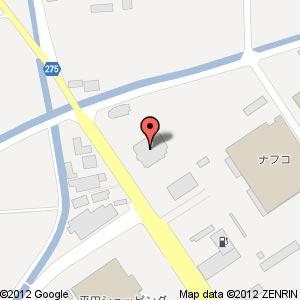 ドラッグコスモス 出雲平田店の地図