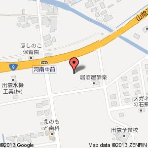 ドラッグコスモス 神門店(仮称)の地図