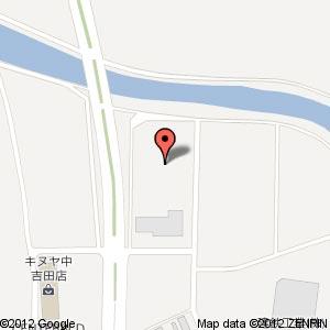 ドラッグコスモス 中吉田店の地図