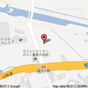 ドラッグコスモス大田店(仮称)の地図