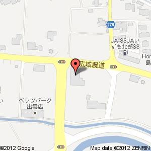 ドラッグコスモス 高岡店の地図