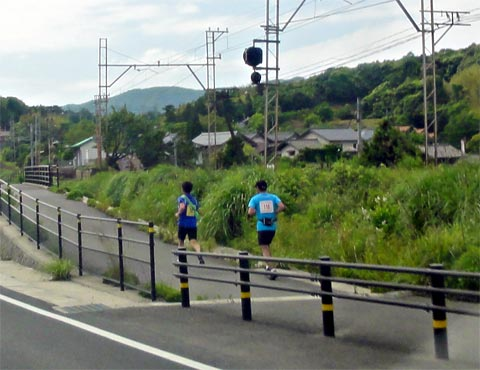 えびす・だいこく 100キロマラソン