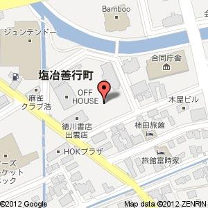 塩冶善行町マンション(仮称)の地図