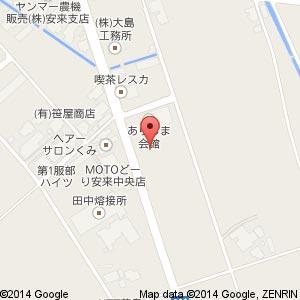 ファミリーマート 安来西赤江店の地図