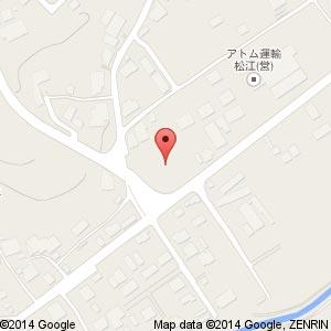ファミリーマート 松江下東川津店の地図