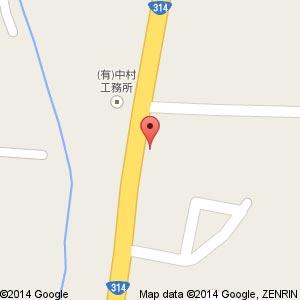 ファミリーマート 仁多横田店(仮称)の地図