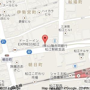 8044 BAR(山芳ばる)の地図