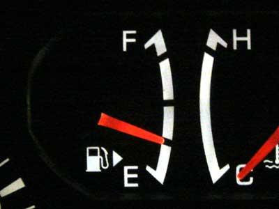給油口の位置