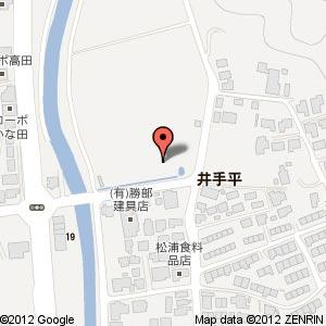 美容室 Giverny(仮称)の地図