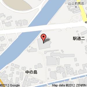 道の駅「ご縁広場」の地図