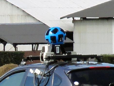 Googleストリートビューカー
