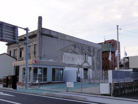 ごうぎん旧北支店改装工事