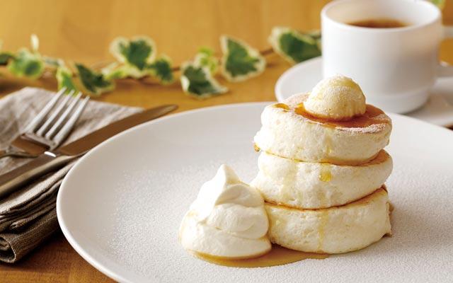 gram パンケーキ