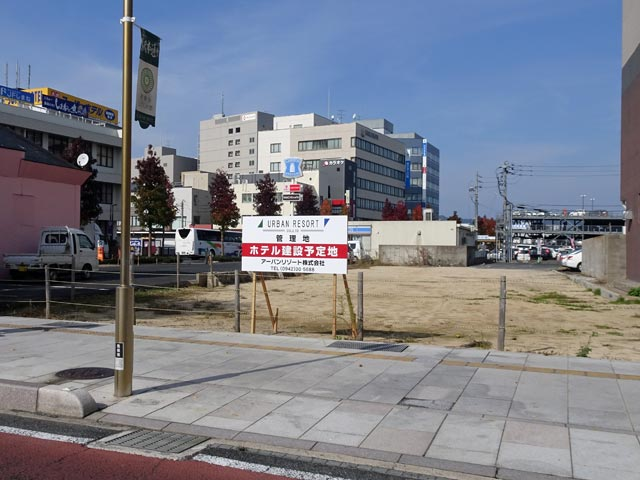 グリーンリッチホテル松江駅前�U(仮称)