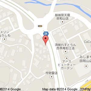 Hair Salon enishi縁の地図