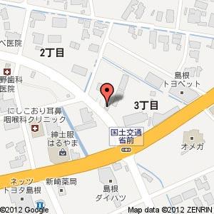 はま田弐番舎の地図