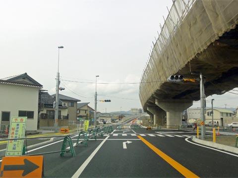 東津田中央線 まもなく開通