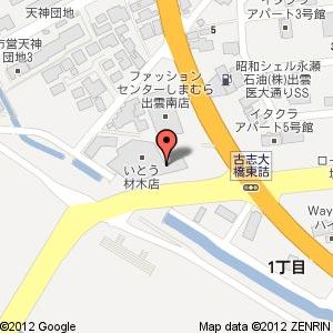 新ひかり保育園の地図