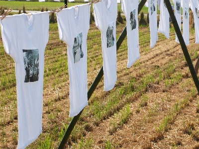 湖西美術館 Tシャツアート展2008