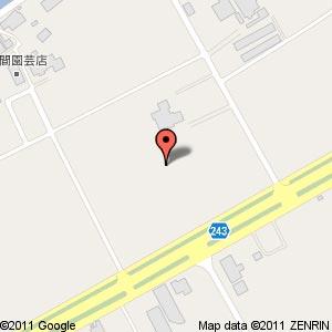 斐川ひまわり祭りの地図