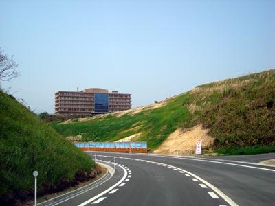 簸川南地区広域農道(出雲ロマン街道)