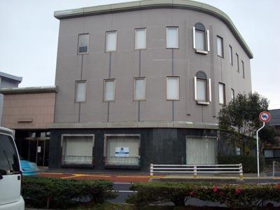 広島商業銀行 松江支店 跡地