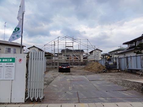 比津交番移転新築工事
