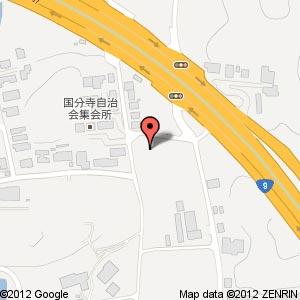 ひよし第2保育園(仮称)の地図